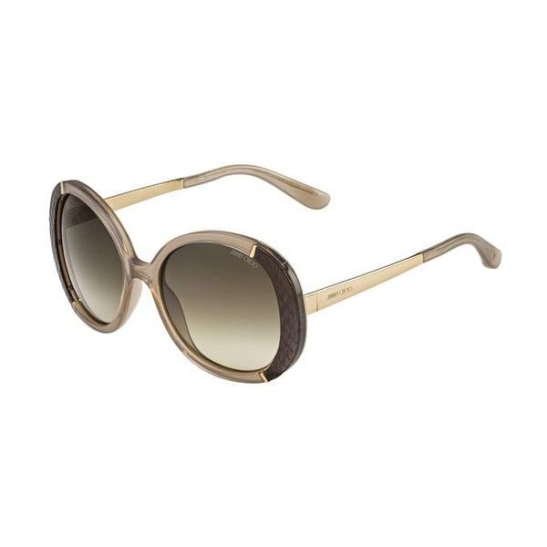 Sluneční brýle Jimmy Choo Millie Mud/Brown
