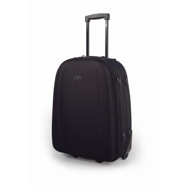 Černé kabinové zavazadlo Jaslen