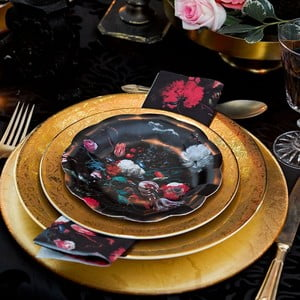 Sada 20 ubrousků s dekorativním vzorem Talking Tables