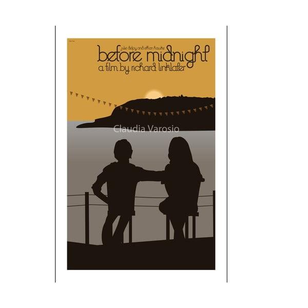 Plakát Before Midnight (Před půlnocí)