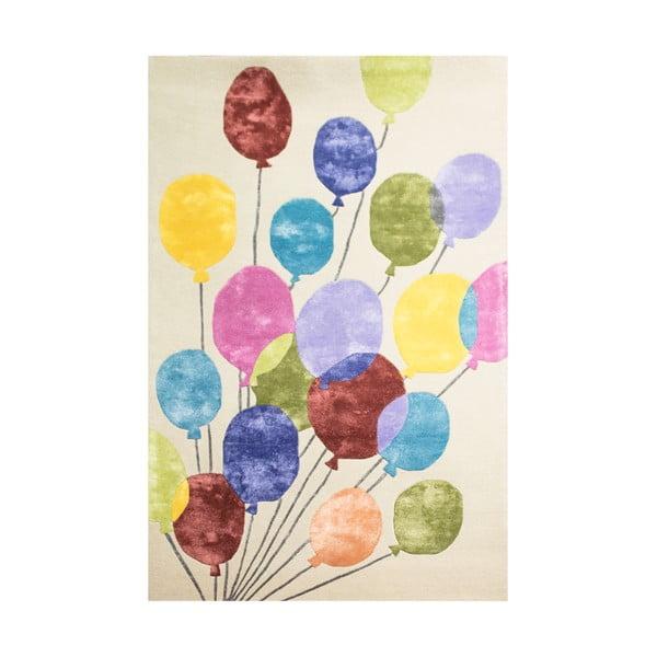 Vlněný koberec Bakero Kids Baloon, 153x244 cm