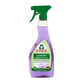 Detergent igienic cu parfum de lavandă Frosch, 500 ml imagine