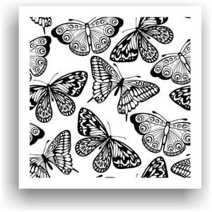 Obraz k vymalování Color It no. 14, 50x50 cm