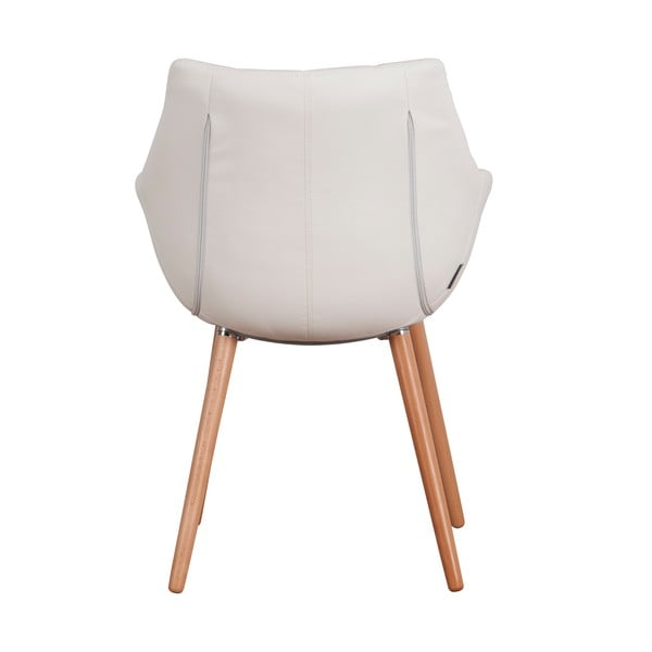 Židle Eleven White Beech