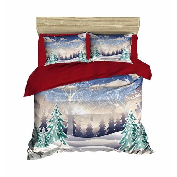 Joseph karácsonyi, kétszemélyes ágyneműhuzat lepedővel, 200 x 220 cm