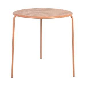 Oranžový stůl OK Design Point
