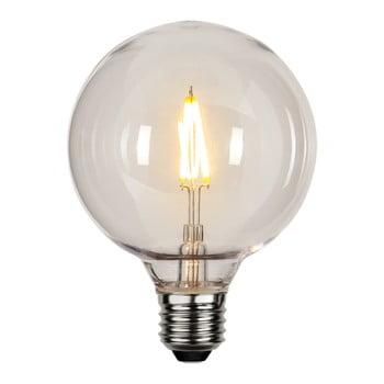 Bec cu LED pentru exterior Best Season Filament E27 G95 imagine