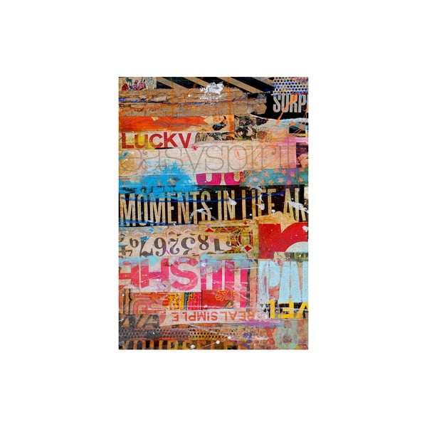 Obraz Metro Mix, 80x115 cm