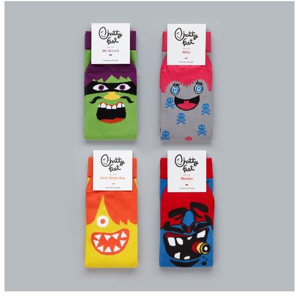 Ponožkový Gang I (velikost L)