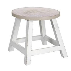 Dřevěná dětská stolička