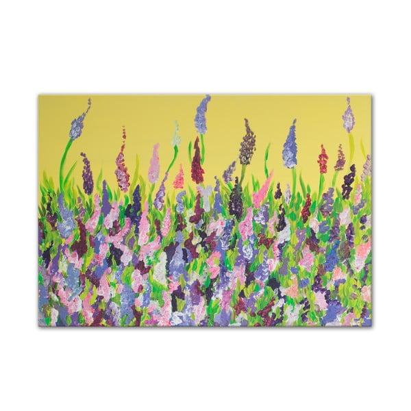 Obraz Lavender I, 50x70 cm