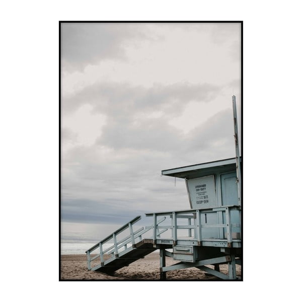 Plakát Imagioo Lifeguard, 40x30cm