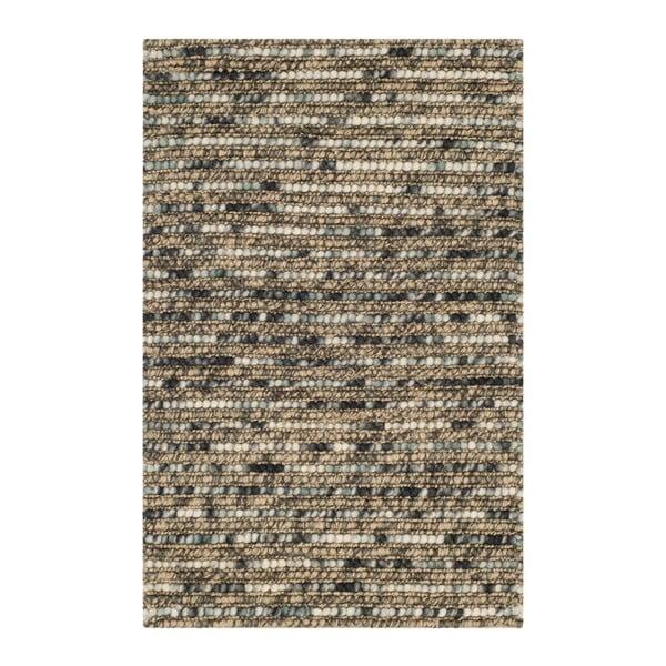 Šedý koberec Safavieh Mallawi, 182x121cm