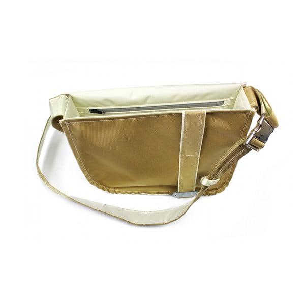 Taška Saddle-Up, gold/white