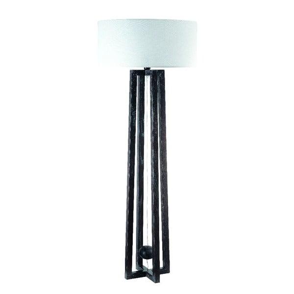 Stojací lampa Flea, tmavá