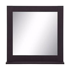 Oglindă de perete Støraa Jay, maro închis