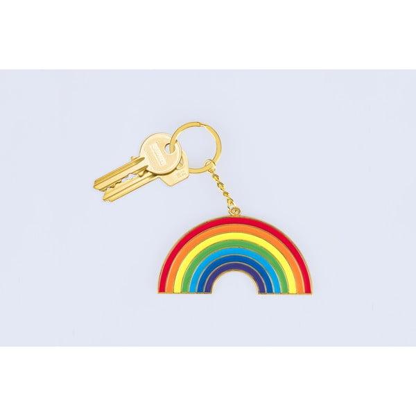 Přívěsek na klíče DOIY Rainbow