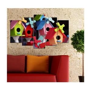 Vícedílný obraz 3D Art Hentol, 102x60cm