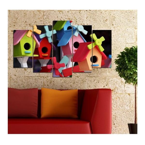 Viacdielny obraz Insigne Hentol, 102 × 60 cm