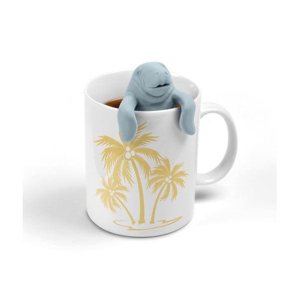 Silikonové sítko na čaj Fred & Friends Manatea
