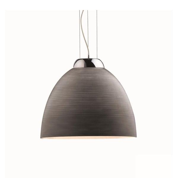 Stropní svítidlo z foukaného skla Evergreen Lights Black Modern