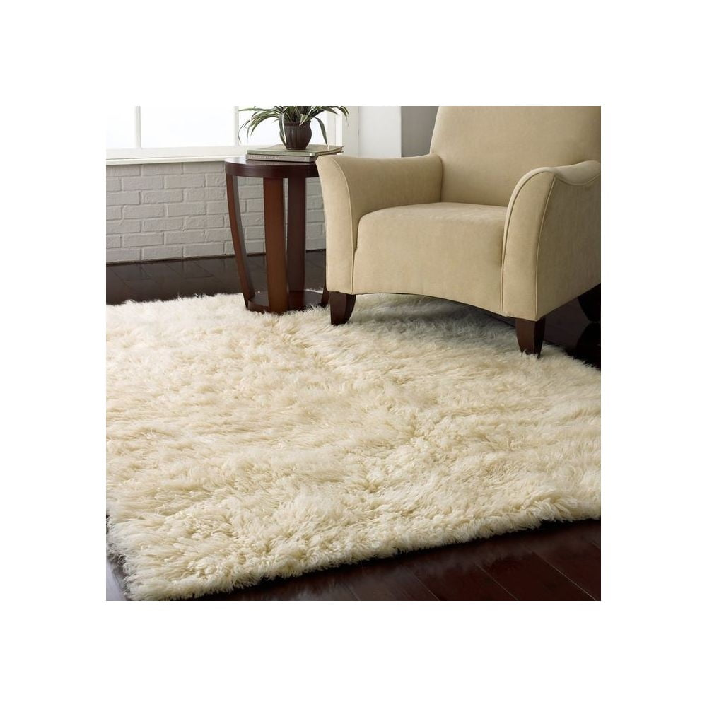 Vlněný koberec Royal Dream Pure Light, 70 x 160 cm