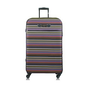 Barevný kufr na kolečkách INFINITIF Hawaii, 50 l
