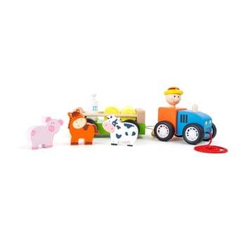 Set jucării din lemn Legler Farmer imagine