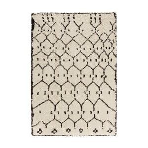 Béžový koberec Mint Rugs Allure Ronno Brown, 80x150cm