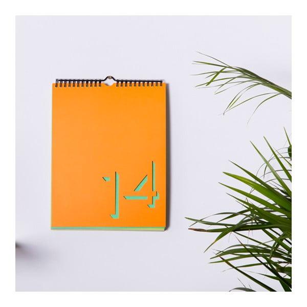 Nástěnný kalendář Flip Multi