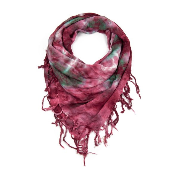 Šátek Analia Pink