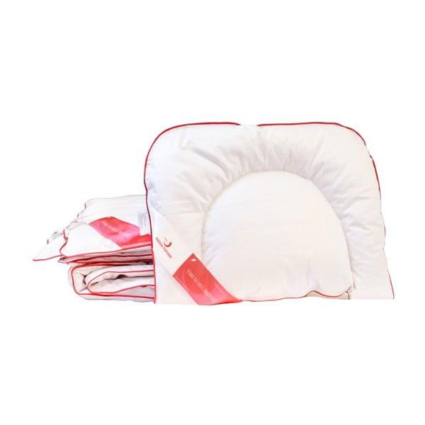 Dětský polštář Perna s prachovým peřím, 35x50 cm