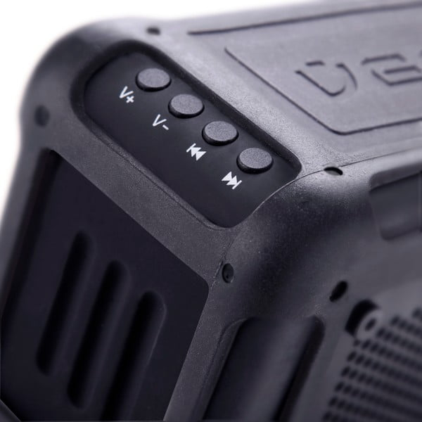 Voděodolný bezdrátový reproduktor Vecto VXS, černý