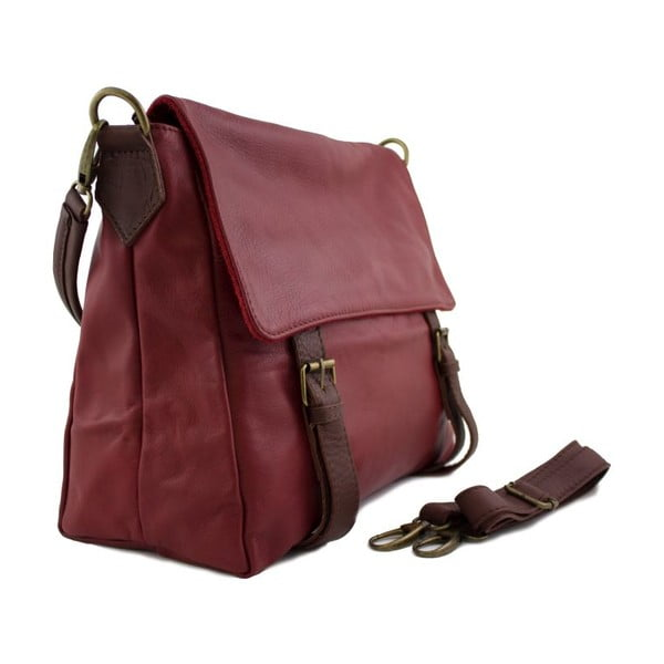 Kabelka Rosalyn Dark Red