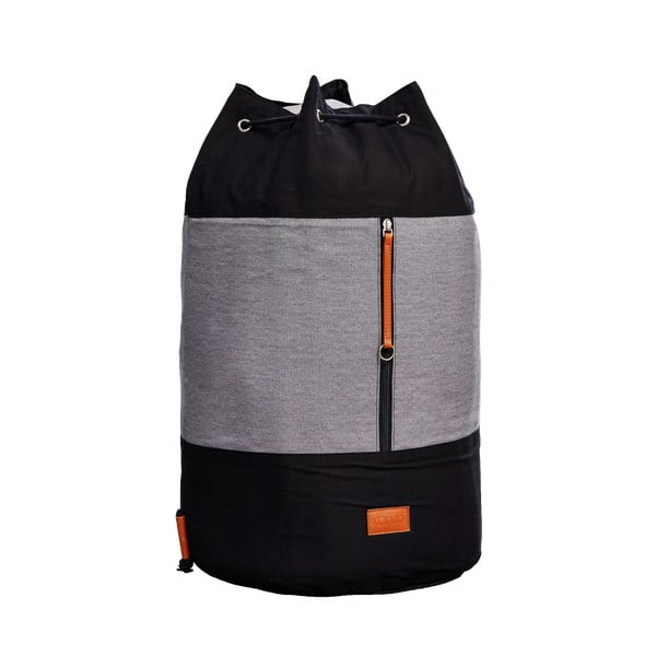 Multifunkční vak Karup Design Roadie Black/Grey
