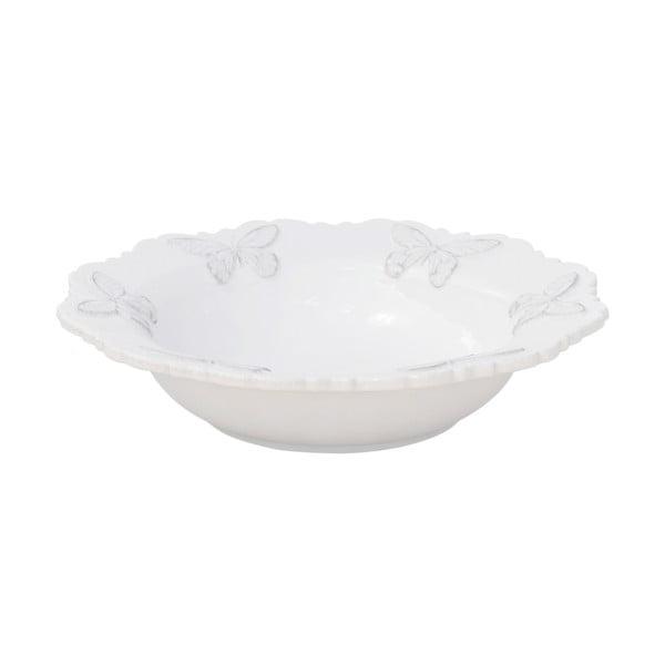 Set 4 polévkových talířů Candice, 22 cm