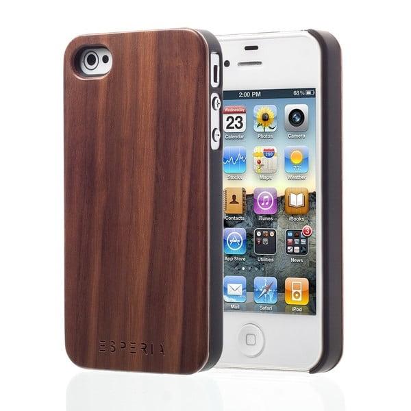 ESPERIA Eclat Walnut pro iPhone 4/4S