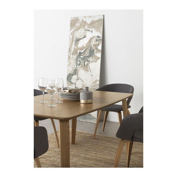 Jídelní stůl Geese Natural, 150 x 90 cm