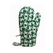Kuchyňská rukavice Huis, zelená