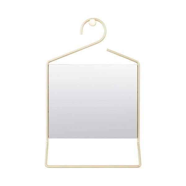 Závěsné zrcadlo Hang, zlaté