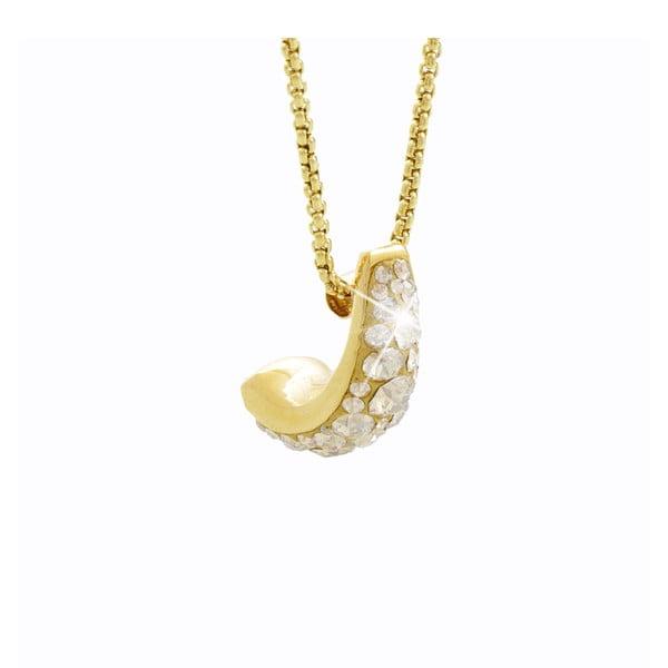 Náhrdelník s krystaly Swarovski® Yasmine Anesa Goldie