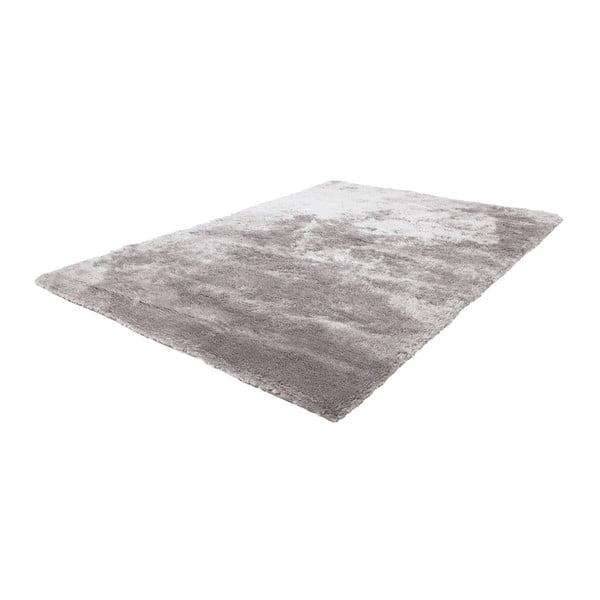 Šedý ručně vyráběný koberec Obsession My Curacao Cur Silv, 120 x 170 cm