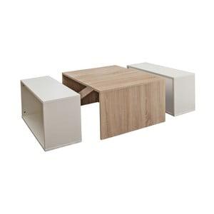 Konferenční stolek Symbiosis Modular Deux