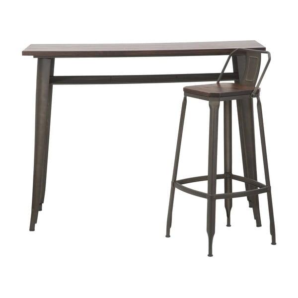 Set 2 scaune de bar Mauro Ferretti Harlem Machine