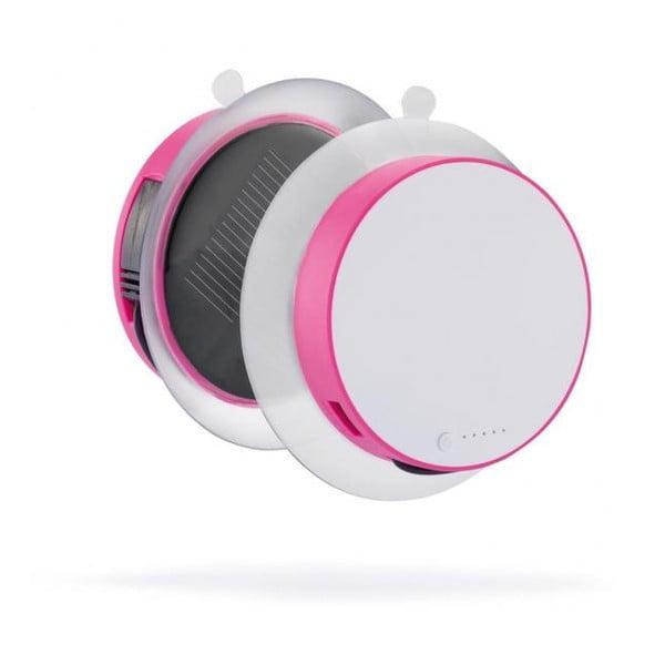 Încărcător solar  XD Design Port, roz