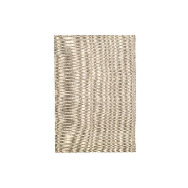 Ručně tkaný koberec Grey Waves Kilim, 107x157 cm