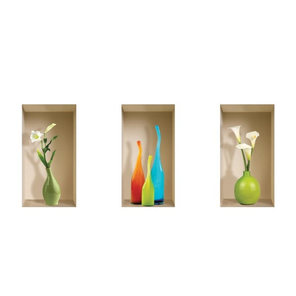 Autocolante 3D Nisha Milano
