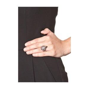 Dámský prsten ve stříbrné barvě NOMA Alberta