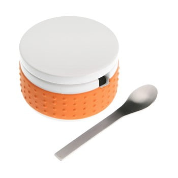 Zaharniță cu linguriță Versa Orange Scourer imagine