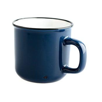 Cană din ceramică Dakls, 440ml, albastru închis